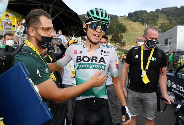 Cycling: BORA-hansgrohe team excluded from Gent-Wevelgem due to COVID-19