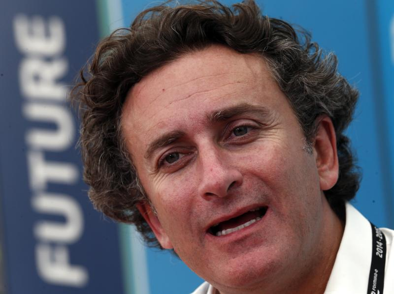 Motor racing: Agag thanks his lucky stars as Extreme E gets ready to race