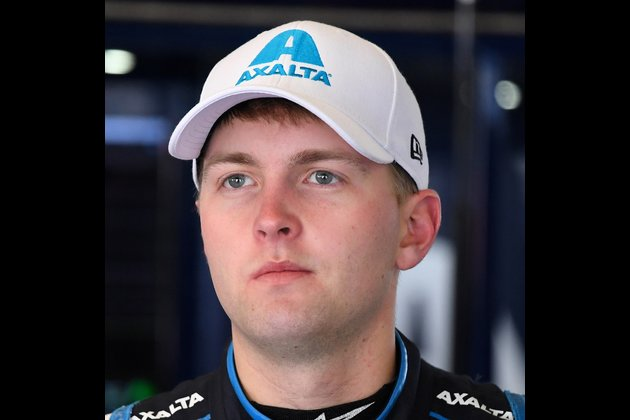 William Byron captures second career title at Dixie Vodka 400