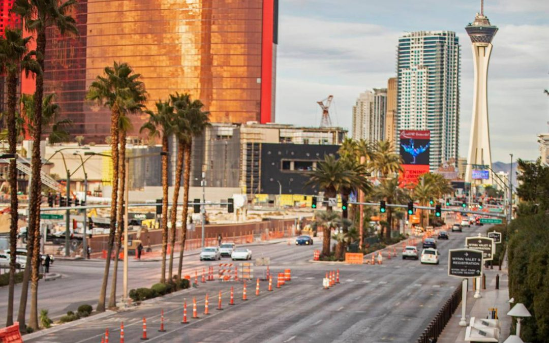 $40M next phase of Las Vegas Strip road project to begin in July
