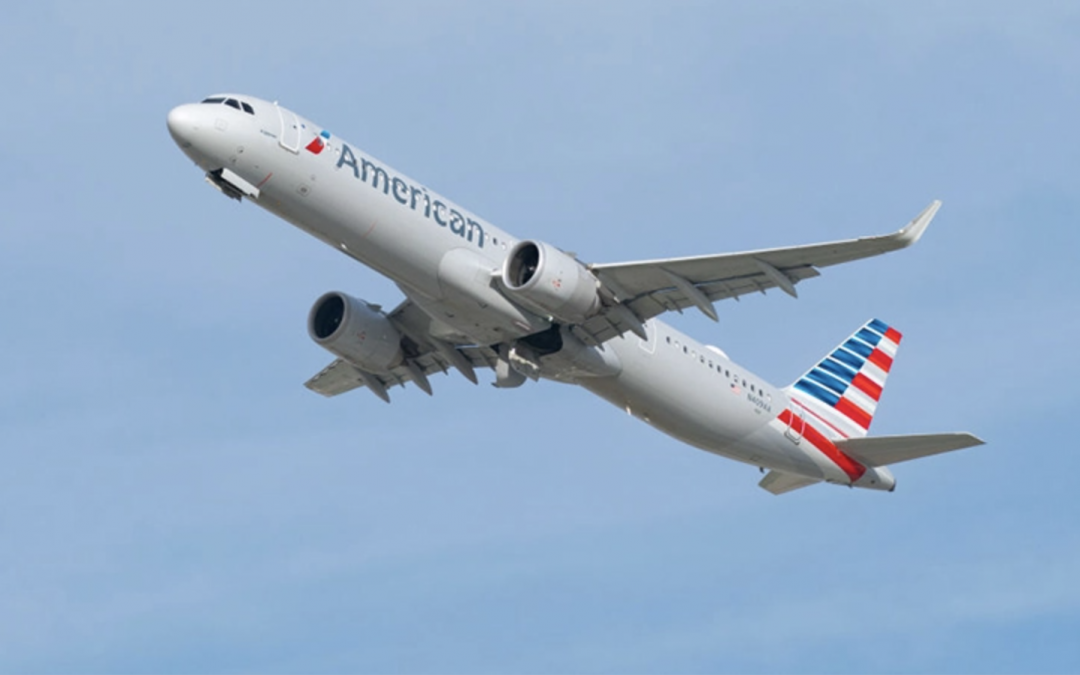 American Airlines Promises 'Investigation' After Flight Attendant Bullies Elderly Woman To Tears For Briefly Lowering Mask