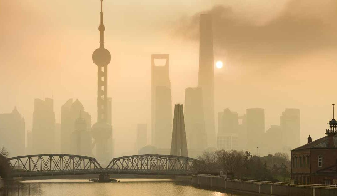 Report: China Was Only Major Economic Power to Increase Pollution in 2020