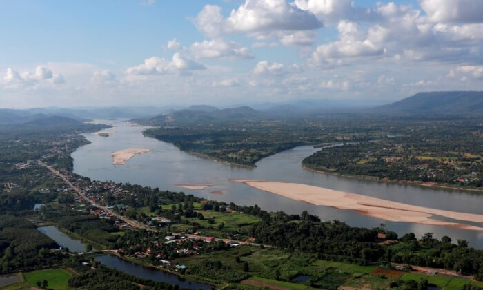 Chinese Regime Controls ASEAN Countries Via Mekong River's 'Water Faucet'