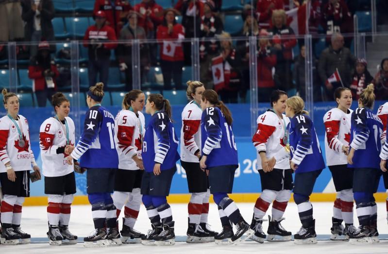 Ice hockey-NWHL doubles salary cap for 2021-22 season