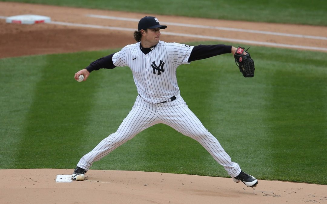 MLB roundup: Gerrit Cole strikes out 13 in Yankees' win