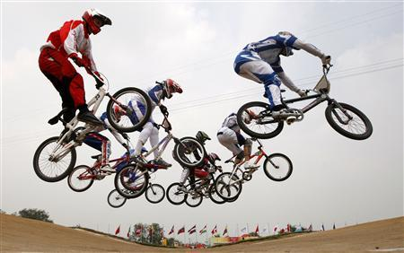 Olympics: BMX cycling test event postponed amid COVID-19 pandemic