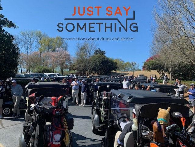 JUST SAY SOMETHING 33RD ANNUAL RED RIBBON CLASSIC GOLF FUNDRAISER EXCEEDS EXPECTATIONS!