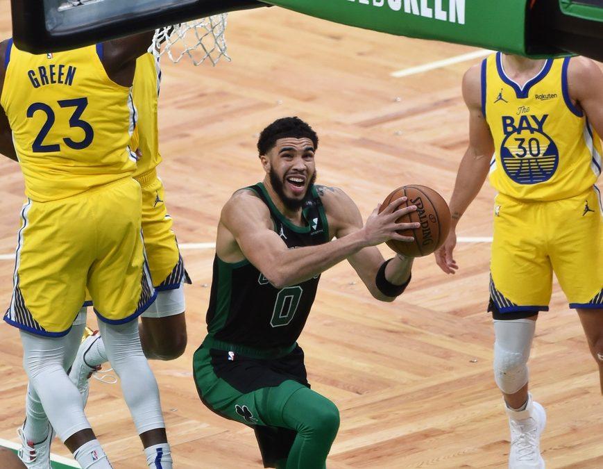 NBA roundup: Celtics win thriller despite Stephen's Curry's 47