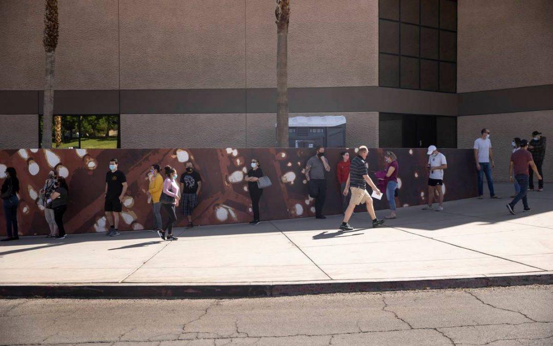 COVID 'breakthrough cases' increasing in Nevada