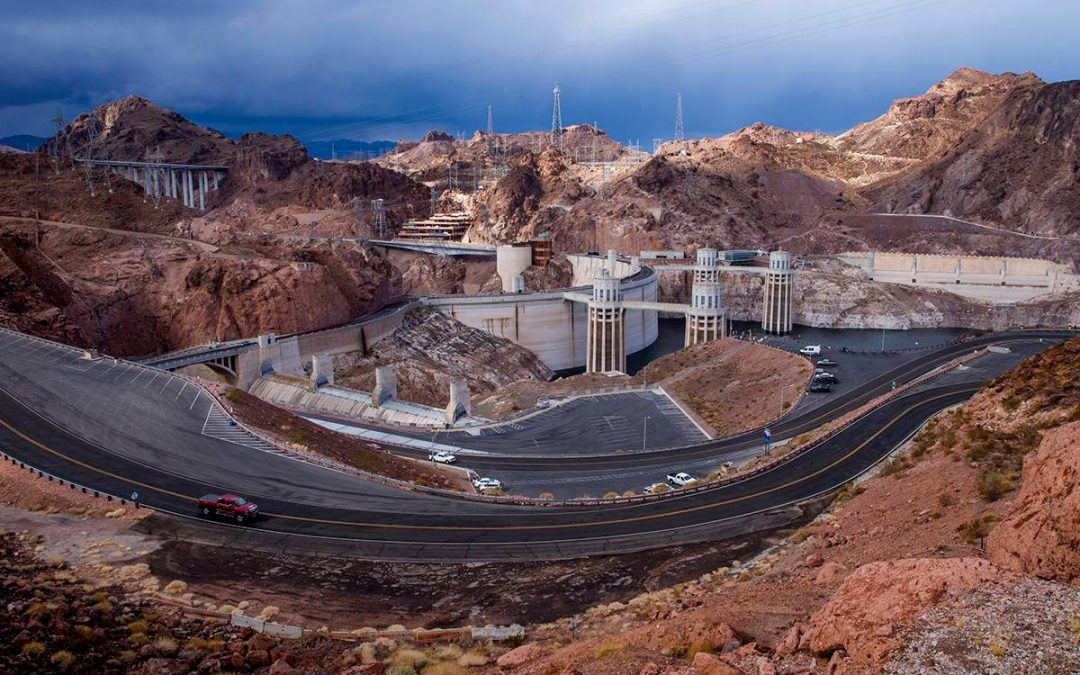 Declining Lake Mead water levels could affect boat launch areas