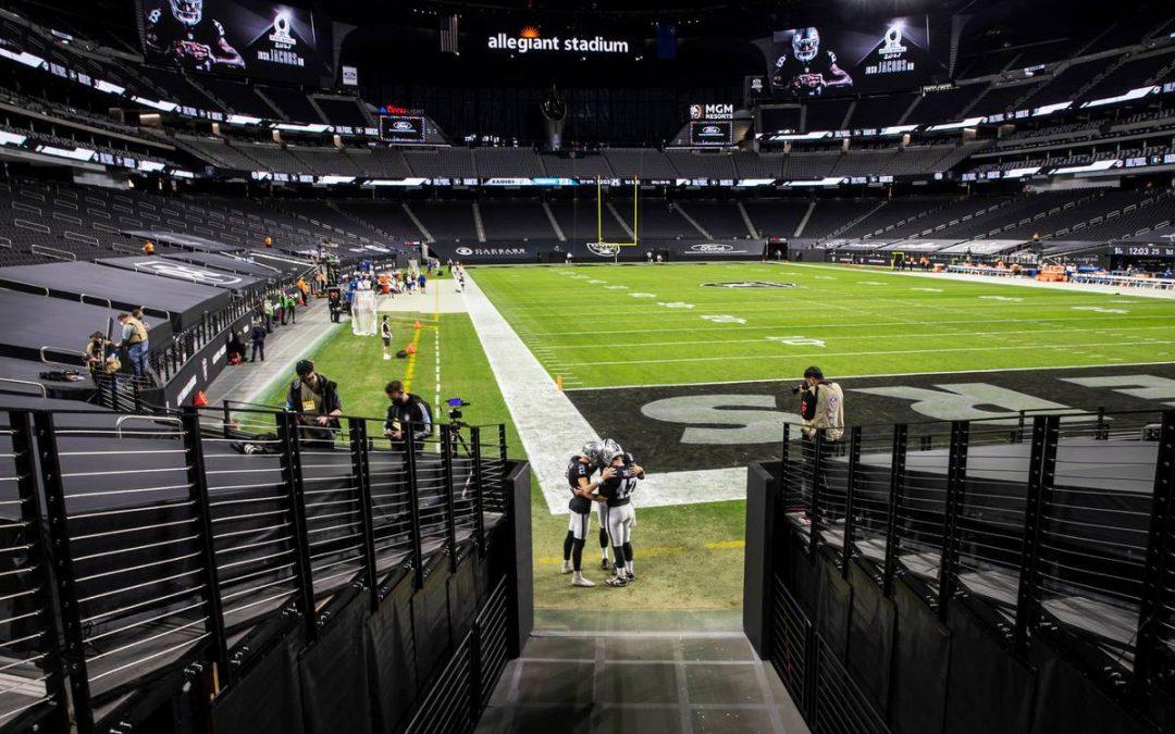 Allegiant Stadium tours open to the public