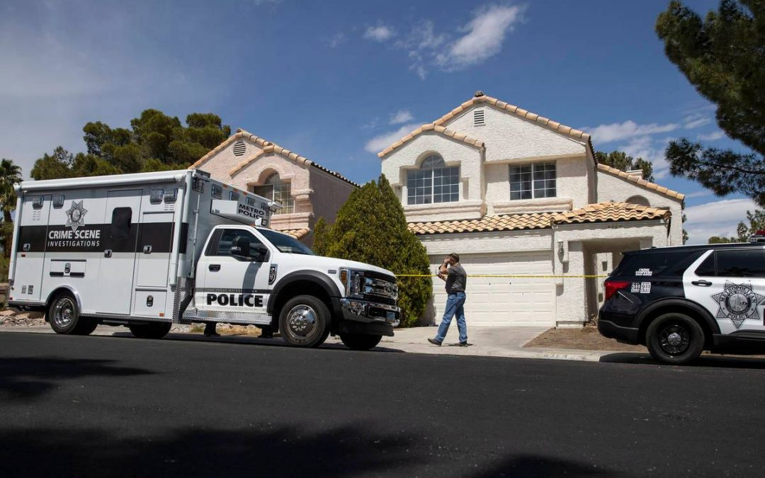 Police investigate discovery of human remains at Las Vegas home