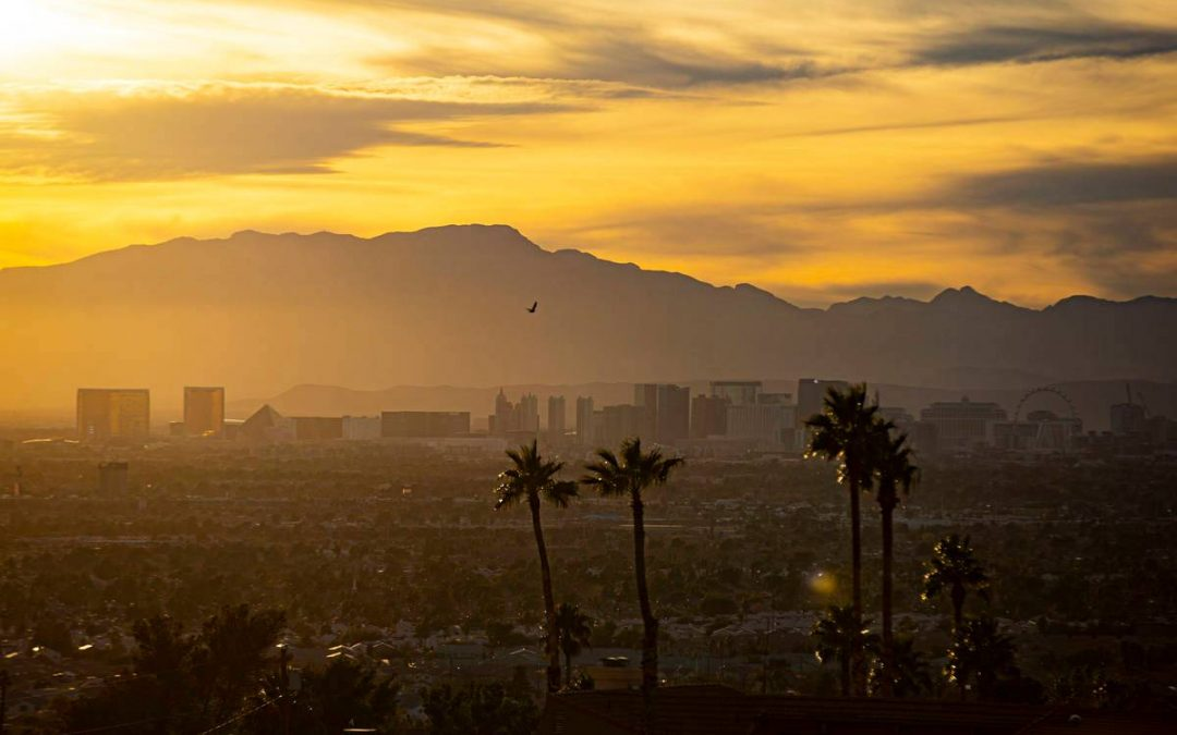 Las Vegas ozone pollution improves, but remains high, report says