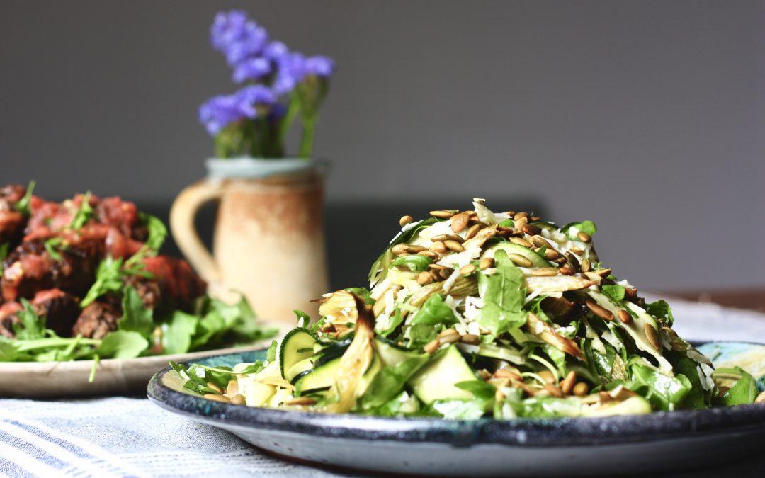 Crunchy and tasty slow-roasted celery recipe