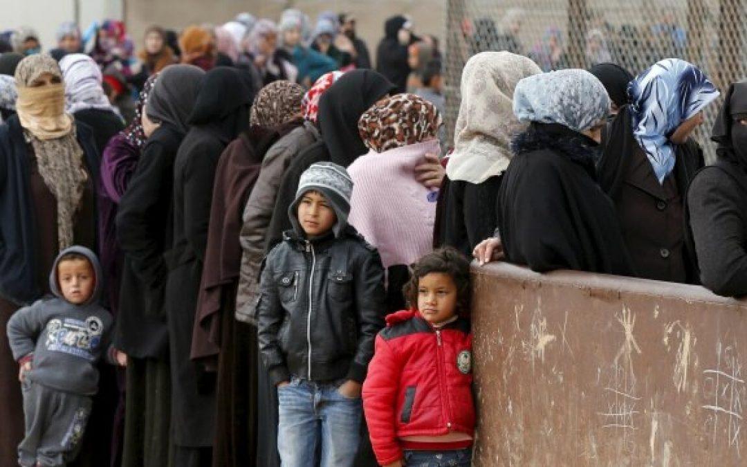 Joe Biden Overrules Staff Plan, Raises Refugee Inflow
