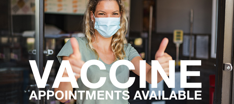 COVID-19 Vaccination Site at Sun City Anthem Community Center Offers Additional Appointments