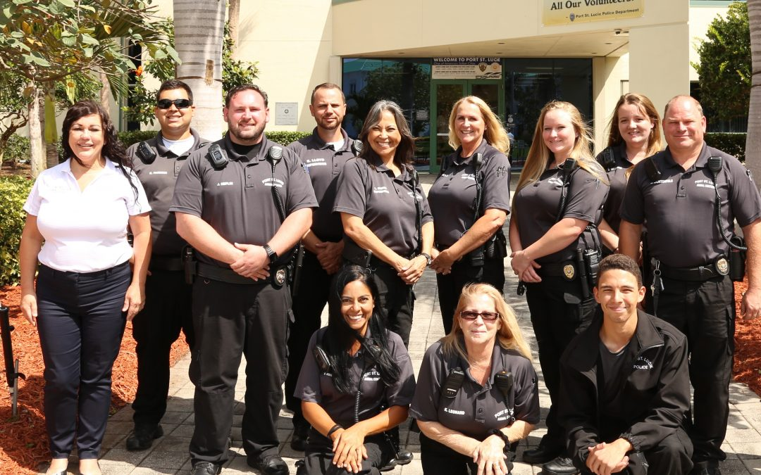 The City of Port St Lucie Animal Control Division awarded FACA Outstanding Agency of the Year