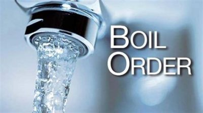 Boil Order Lifted In Bearden