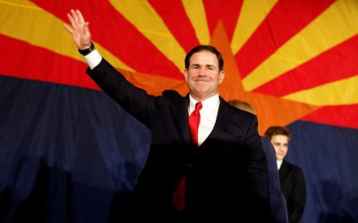AZ Gov. Ducey Signs Bill into Law that Prohibits Private Funding of Election Administration