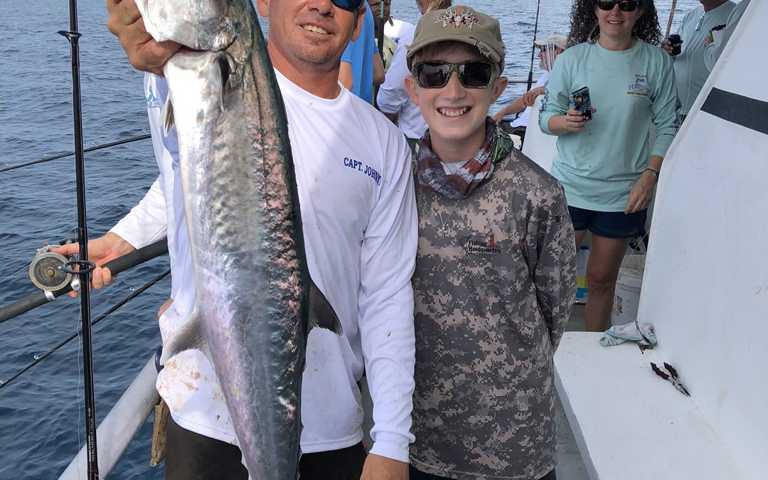 Youth Fishing Trip Set for June