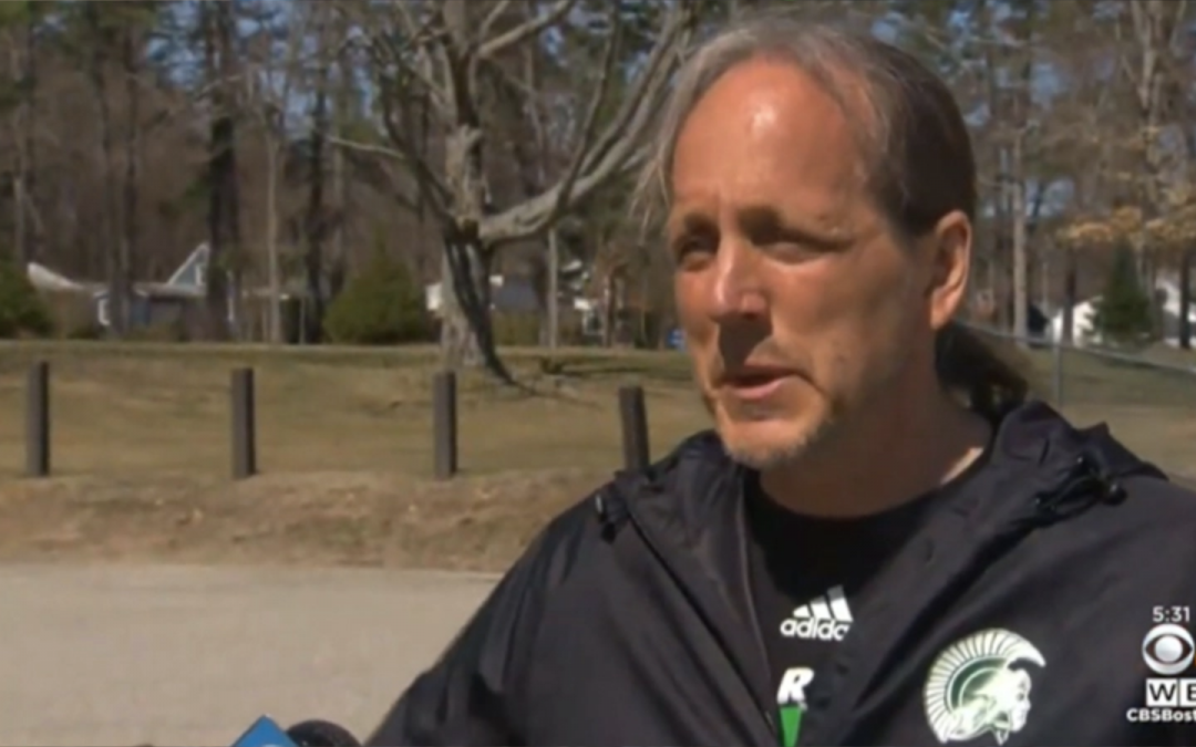 COVID-1984: New Hampshire Track & Field Coach Fired for Refusing to Force Runners to Wear Masks While Competing