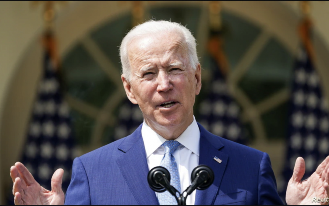 7 Awkward Moments from Joe Biden's Gun Control Announcement