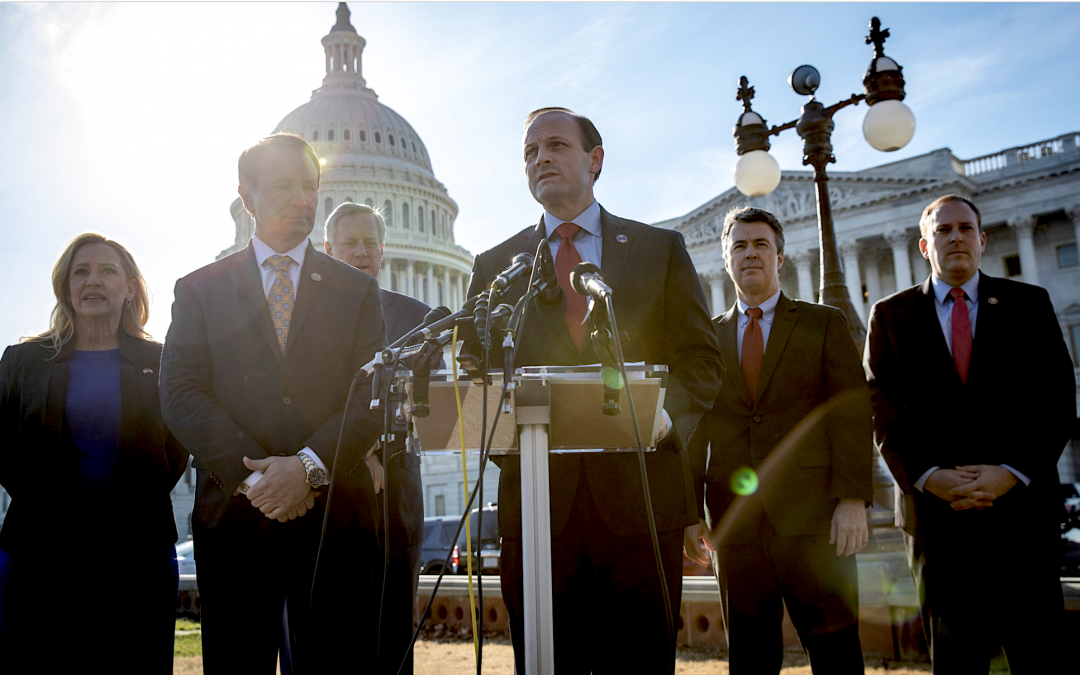 Republican Attorneys General Plan To Create Legal Roadblocks For Biden Agenda