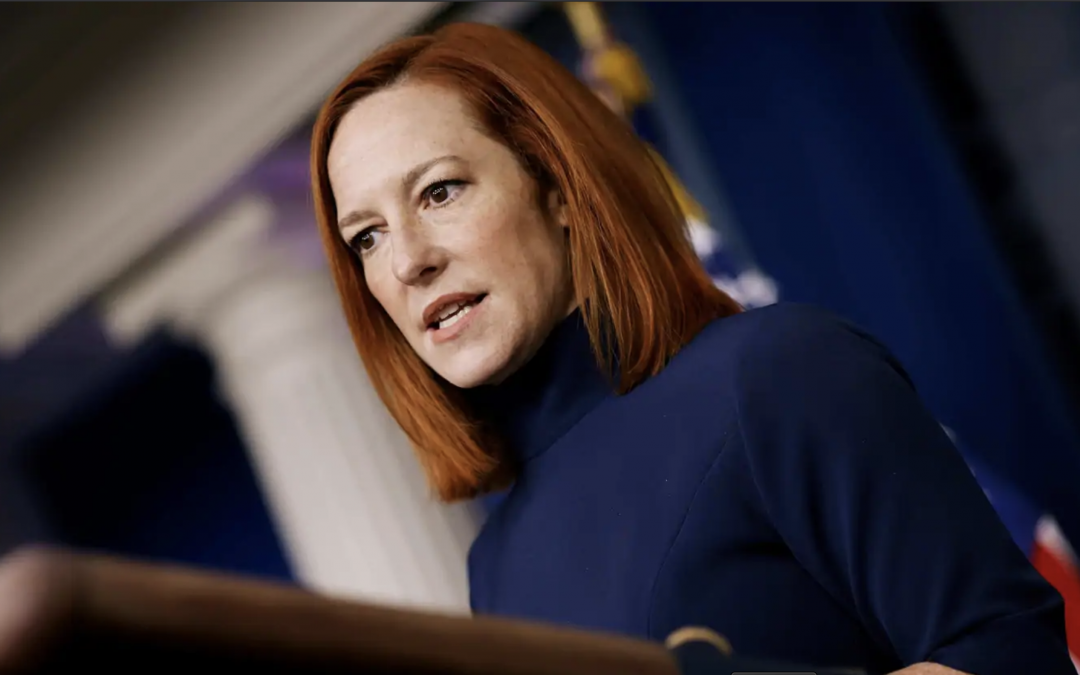 Psaki Insists Taxpayer Funds For Abortion Clinics Can't Be Used For Abortions