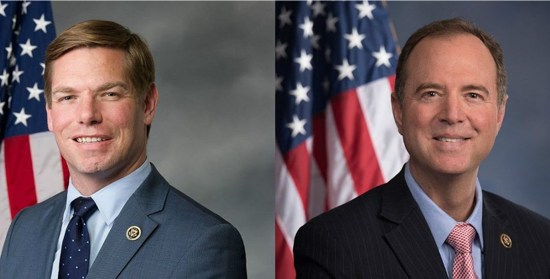 Schiff And Swalwell Went All In On The Dubious Russia Bounty Story