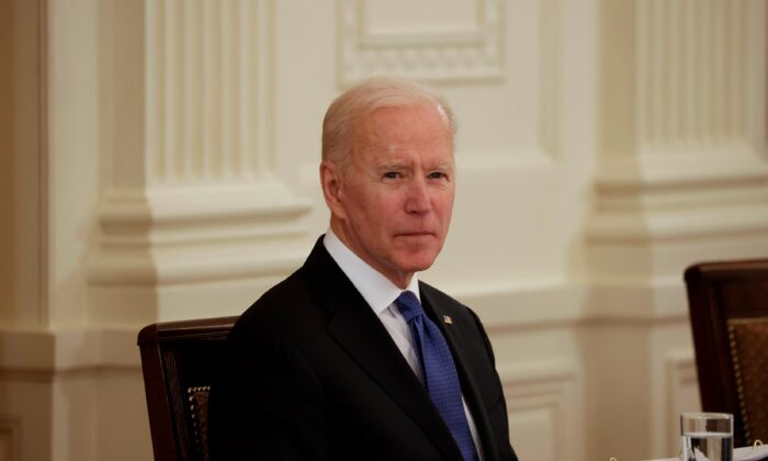 Biden Responds to Police Shooting in Minneapolis, Says It's 'No Justification for Violence'