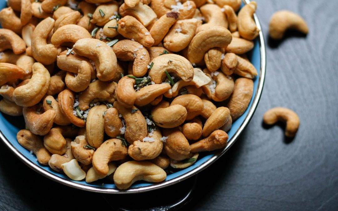 Stop inflammation and asthma attacks with cashews