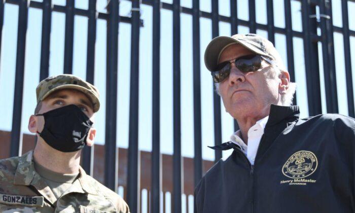 SC Governor Blocks Biden Administration From Bringing Unaccompanied Children From Border
