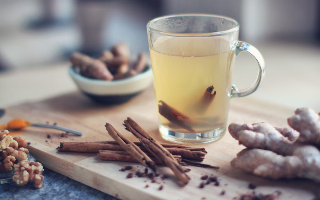 A staple ingredient in kitchens worldwide: Try this recipe for fresh ginger tea