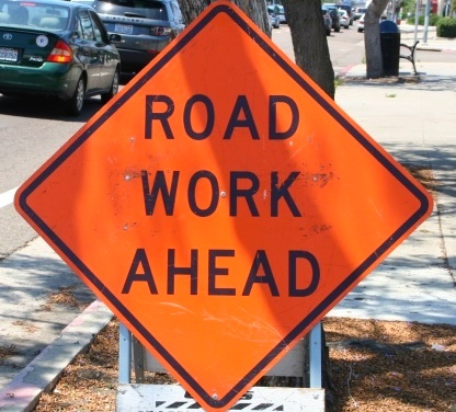 A Portion Of Stone Church Road Closed This Week