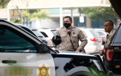LA County Sheriff Blames 'Defund the Police', Progressive Policies for Spike in Murders