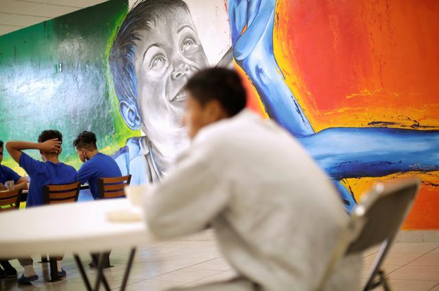 US Spending Tens of Millions Per Week on Unaccompanied Minors