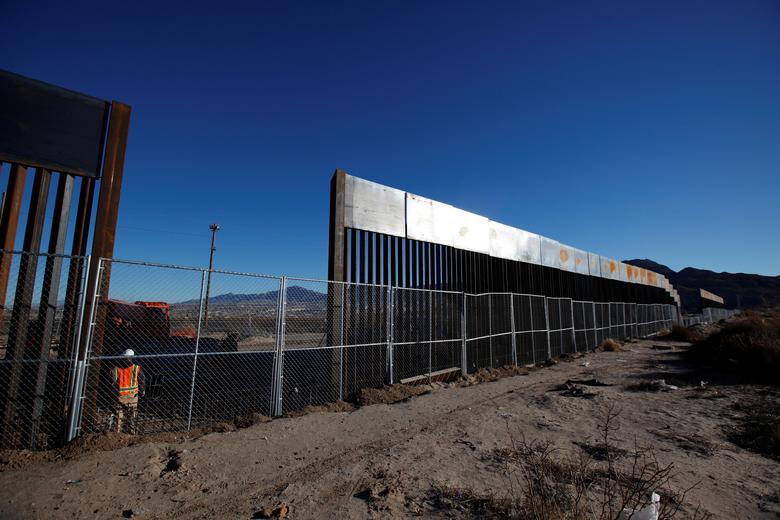 Photos: Border Wall Materials Neglected After Joe Biden Halts Construction