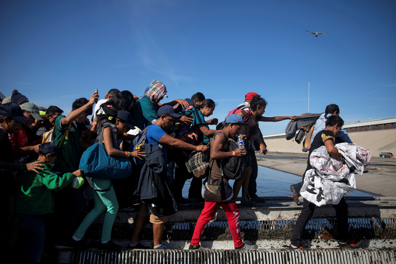 Mexico Tells Biden: Expect 'Constant and Growing' Migration