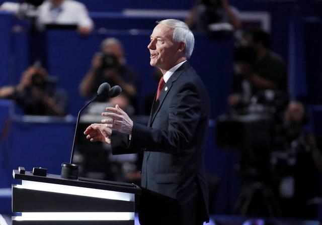 AR Gov. Hutchinson on Transgender Bill: Republicans Who Fear the Future Are Misusing the 'Instrument of the Law'