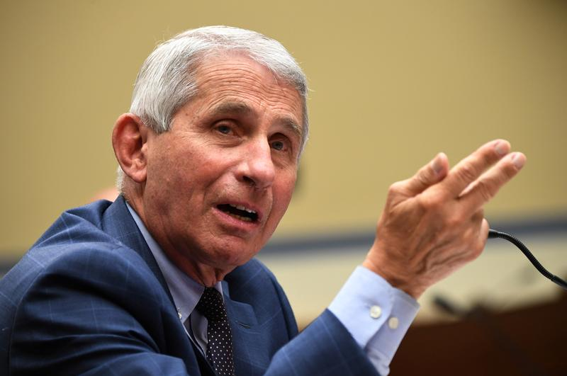 COVID 1984: Anthony Fauci: 'We Very Well May Need' Coronavirus Booster Shots After 6-18 Months