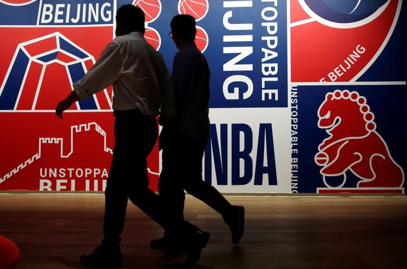NBA Players Silent About Endorsement Deals with Chinese Companies Using Slave Labor