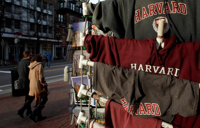 LEFTIST HYPOCRITES SUPPORT RACIST ADMISSIONS POLICY IN HARVARD!