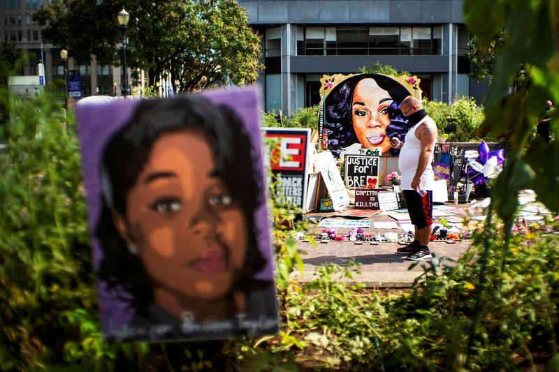 Breonna Taylor's Mother Accuses Black Lives Matter of Exploiting Her Daughter's Name