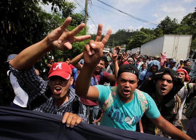 Mexico, Honduras, Guatemala Agree to Tighten Border Security
