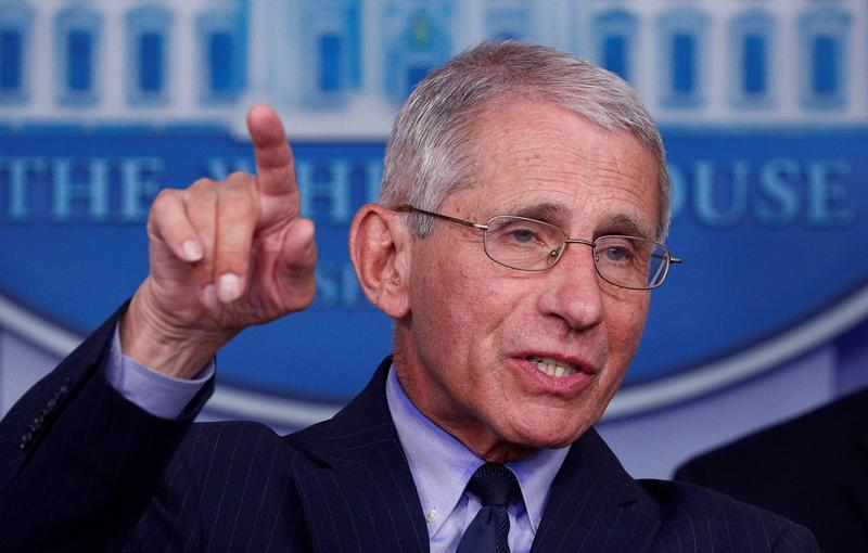 Dr. Doom: Fauci Warns of 'Breakthrough' Infections: 'No Vaccine Is 100% Efficacious or Effective'