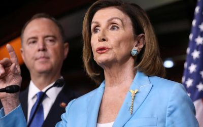 Appeals Court Hearing: Pelosi/Schiff Argue Congress Can Secretly Subpoena Phone Records of Citizens