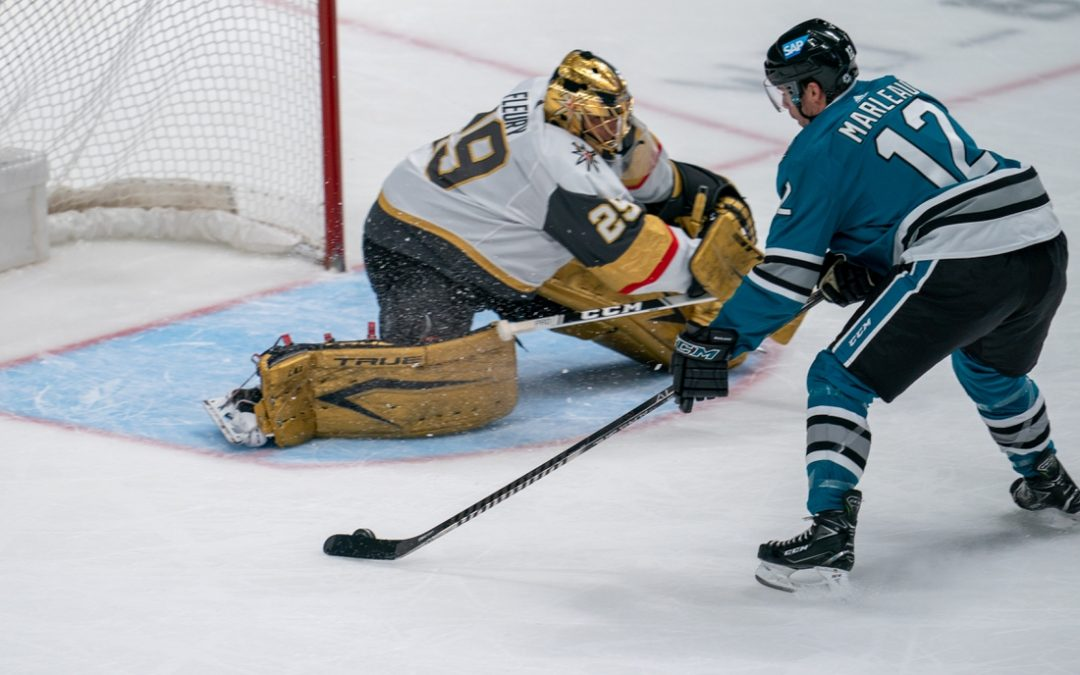 NHL roundup: Marc-Andre Fleury's 67th career shutout lifts Knights