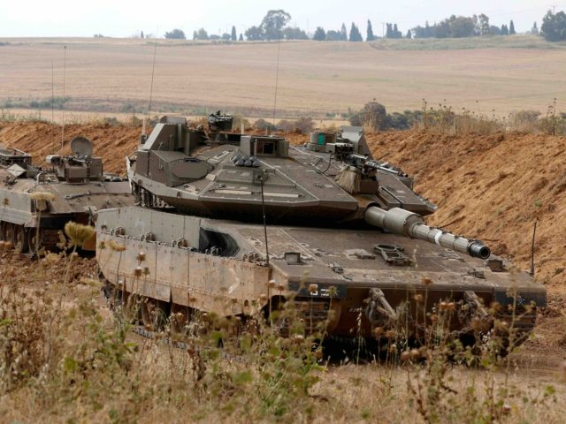Israel Sends Ground Troops into Gaza; Netanyahu: 'This Operation Will Continue as Long as Necessary'