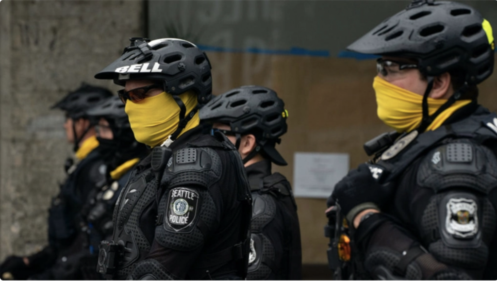Seattle May Fire 40% of Police Force Over COVID Vaccine Mandate - [your]NEWS