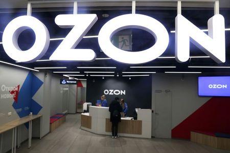 Russian online retailer Ozon's shares jump in U.S. debut